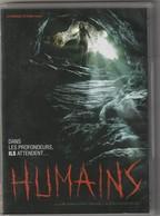 DVD  Humains    Etat: TTB Port 110 Gr Ou 30gr - Horror