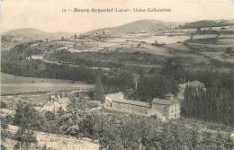 BOURG ARGENTAL USINE COLCOMBET - Bourg Argental