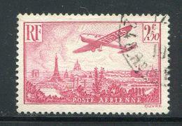 FRANCE- Poste Aérienne Y&T N°11- Oblitéré - 1927-1959 Gebraucht