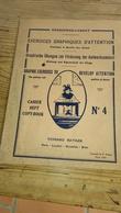 EXERCICES  GRAPHIQUES D'ATTENTION,,,,PAR S.  HERBINIERE -   LEBERT,,,, POSITION ET QUALITE DES  CHOSES ,,,NATHAN 1927 - 0-6 Ans