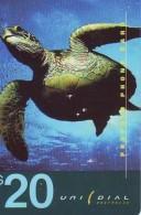 Télécarte * AUSTRALIE * AUSTRALIA * TURTLE *  (2270)  PHONECARD  * TORTUE *  TELEFONKARTE * SCHILDKRÖTE - Turtles