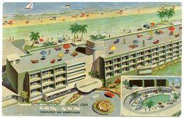 CUBA : HAVANA - HOTEL COMODORO - Cuba