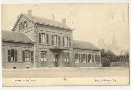 4 - Lobbes - La Gare - Lobbes