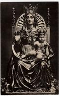 MADONNA DELL'AIUTO  - VENERATA IN BUSTO ARSIZIO NEL SANTUARIO DI SANTA MARIA DI PIAZZA - F.p. - Vedi Retro - Vergine Maria E Madonne