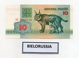 Bielorussia - Banconota Del 1992 - ( 10 ) - Nuova - Vedi Foto - (FDC8088) - Bielorussia