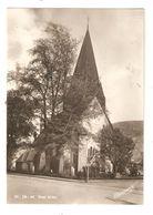 CPA  Norvège Norway Norvegen VOSS Kirke Eglise   Peu Commune Uvanlig - Norwegen