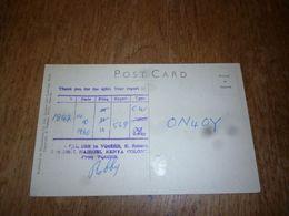 BC10-2-0 Carte Radio Amateur Nairobi Kenya Carte Postale Avec Zèbres Au Verso - Unclassified
