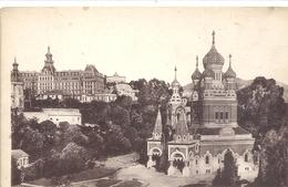 58. NICE . LA NOUVELLE EGLISE RUSSE . NON ECRITE - Monuments, édifices