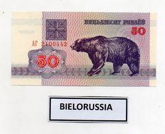 Bielorussia - Banconota Del 1992 - ( 50 ) - Nuova - Vedi Foto - (FDC8091) - Bielorussia