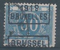 PRE TX 15A  Nl/fr   Cachet à Cheval               Cote 26.25 - Stamps