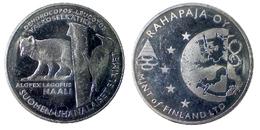 02088 GETTONE JETON TOKEN FINLAND NUMISMATIC TOKEN ANIMAL FAUNA RAHAPAYA MINT - Tokens & Medals