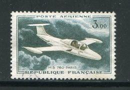 FRANCE- Poste Aérienne Y&T N°39- Oblitéré - Luftpost