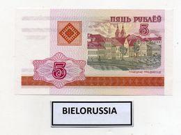 Bielorussia - Banconota Del 2000 - ( 5 ) - Nuova - Vedi Foto - (FDC8095) - Bielorussia