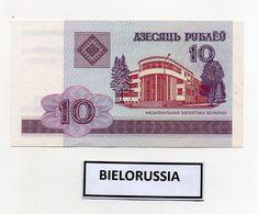 Bielorussia - Banconota Del 2000 - ( 10 ) - Nuova - Vedi Foto - (FDC8096) - Bielorussia