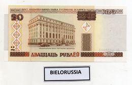 Bielorussia - Banconota Del 2000 - ( 20 ) - Nuova - Vedi Foto - (FDC8100) - Bielorussia