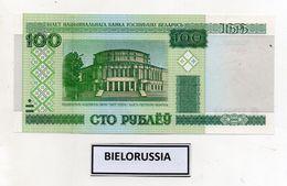 Bielorussia - Banconota Del 2000 - ( 100 ) - Nuova - Vedi Foto - (FDC8101) - Bielorussia