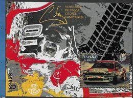 2016 Spanien Mi.Bl 286**MNH   Toyota Celica GT4; Rennwagen Von Carlos Sainz - 1931-Tegenwoordig: 2de Rep. - ...Juan Carlos I