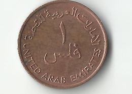 United Arab Emirates 1 Fils, 1997 UNC - Emirats Arabes Unis
