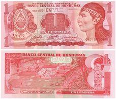 Honduras 1 Lempira 2006 Pick 84.e  UNC - Honduras