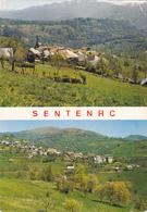 SENTENAC (09): Vue Gérérale , N°1863 - Otros Municipios