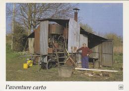 Saint-Lyphard 44 - Métiers Distillateur Ambulant - Kerlo - Saint-Lyphard