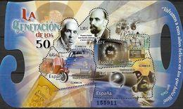 2016 Spanien Mi Bl 287**MNH  Generation Der 1950er Jahre - 1931-Tegenwoordig: 2de Rep. - ...Juan Carlos I