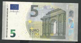 "Greece Rare Printer Y004B3 !! ""Y"" 5 EURO High Grade! Draghi Signature! - EURO"