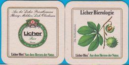 Licher Privatbrauerei Lich ( Bd 607 ) - Sous-bocks