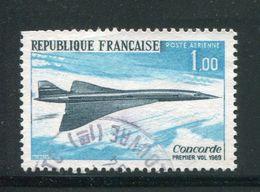FRANCE- Poste Aérienne Y&T N°43- Oblitéré - 1960-.... Matasellados