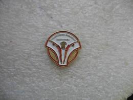 Pin's Du Club De Gym Saskatchewan Gymnastics Association Au Canada - Gymnastics