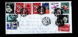A5131) Vietnam Brief Saigon 30.11.65 Nach New York / USA - Vietnam
