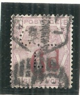 Grande Bretagne N°75 Côte  150€ - Used Stamps