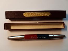 """Porte Mine L&C HARDTMUTH N°43B Dans Boitier """" Don Du Chocolat GUERIN-BOUTRON """" - Autres Collections"""
