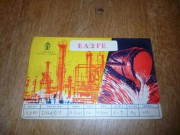 BC10-2-0 Carte Radio Amateur Espana Bilbao - Non Classés