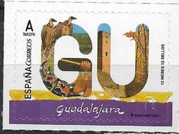 2017 Spanien Mi 5122 **MNH   Provinzen: Guadalajara. - 2011-... Unused Stamps