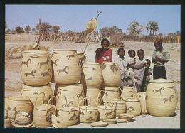 *Ovambo Baskets* Ed. H. W. Theiss Nº 304. Nueva. - Namibia
