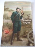 02022018 -  GUERRE 1914/1918 - UN NOUVEAU BRIQUET - Humoristiques