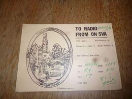 BC10-2-0 Carte Radio Amateur Brugge Bruges - Radio & TSF