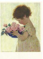 Jessie Willem Smith Meisje Met Bloemen - Enfants