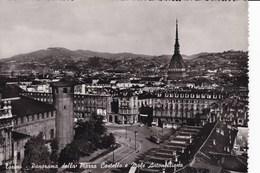 Lot 3 CpTORINO-Panorama Della Piazza Castello-Via Cernaia-Via Roma - Collections & Lots