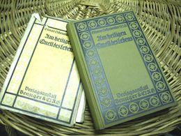 AM HEILIGEN QUELL DES LEBENS LIVRE BENZINGER 1924 - Christianisme