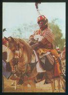 Nigeria. *Durbar Festival* Ed. E. Seriki Cards Nº 154. Nueva. - Nigeria
