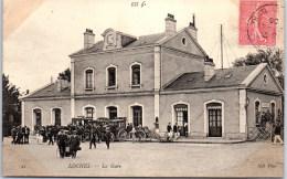 37 LOCHES - Vue D'ensemble De La Gare - Loches