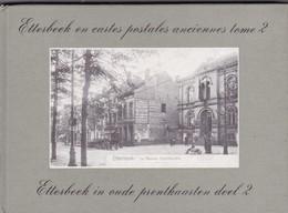 1 DRUK OUDE PRENTKAARTEN/CARTES ANCIENNES DE ETTERBEEK PREMIERE EDITION - Etterbeek