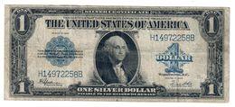USA 1 Dollar 1923 - Silver Certificates (1878-1923)