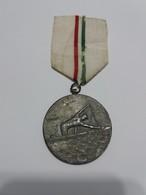 MEDAL Magyar Kajak Kenu Szövetség 1962 - Professionals / Firms