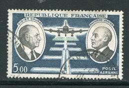 FRANCE- Poste Aérienne Y&T N°46- Oblitéré - Airmail