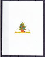 Belgie 2007 Postfris Niet Aangenomen Ontwerp Nederlands Nr NA-20-NL Christmas - Belgique