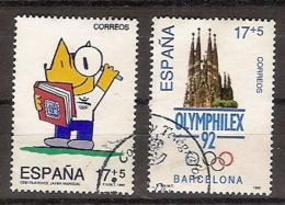 España U 3218/19 (o) Barcelona. 1992 - 1991-00 Gebraucht