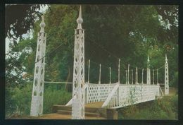 Nigeria. *A Historical Monument. Lugard's Footbridge At Kaduna* Ed. Ministery Of Information. Nueva. - Nigeria